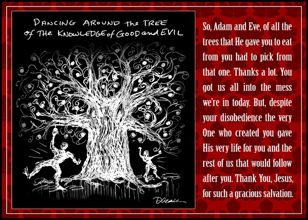 Adam and Eve and the Tree